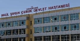 Ankara Halil Şıvgın Çubuk Devlet Hastanesi