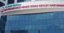 Büyükçekmece Mimar Sinan Devlet Hastanesi Fotoğraf