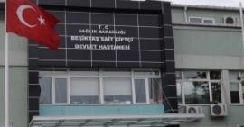 Beşiktaş Sait Çiftçi Devlet Hastanesi Fotoğraf