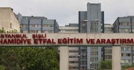 Şişli Etfal Eğitim Ve Araştırma Hastanesi Fotoğraf