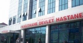 İstanbul Kağıthane Devlet Hastanesi Fotoğraf