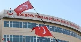İzmir Bornova Türkan Özilhan Devlet Hastanesi