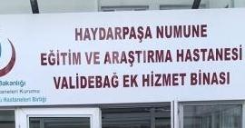 Haydarpaşa Numune Hastanesi Validebağ Ek Hizmet Binası