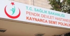 Pendik Devlet Hastanesi Kaynarca Semt Polikliniği Fotoğraf