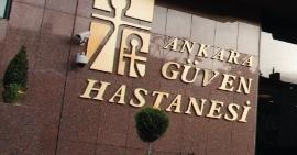 Özel Güven Hastanesi Ankara