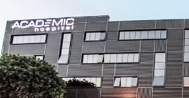Özel Academic Hospital İstanbul Fotoğraf