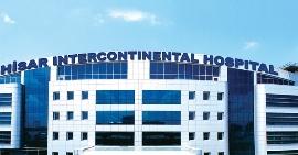 Hisar İntercontinental Hospital Fotoğraf
