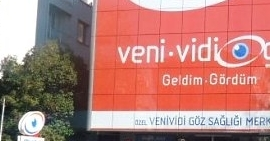 Özel Veni Vidi Göz Sağlığı Merkezi Caddebostan