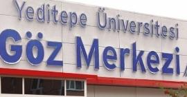 Yeditepe Üniversitesi Göz Hastanesi Fotoğraf