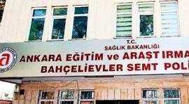 Ankara Eğitim ve Araştırma Hastanesi Bahçelievler Semt Polikliniği