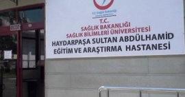 İstanbul Sultan Abdülhamid Han Eğitim ve Araştırma Hastanesi Fotoğraf