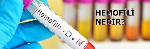 Hemofili Hastalığı Nedir?