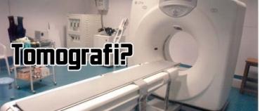 Tomografi Nedir?